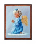 Guardian Angel religious image