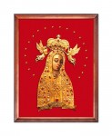 Our Lady of Lichen religious image