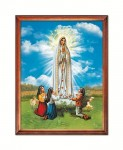 Our Lady of Fatima religious image