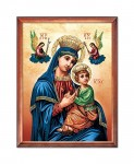 Our Lady of Perpetual Help religious image