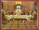 The Last Supper religious image