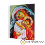 Tender Mother of God, print on canvas, wall art