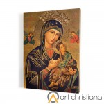 Our Lady of Perpetual Help, print on canvas, wall art