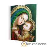 Our Lady of Good Counsel, print on canvas, wall art