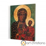 Our Lady of Czestochowa print on canvas, wall art