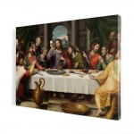 The Last Supper print on canvas, wall art