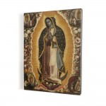 Our Lady of Guadalupe, print on canvas, wall art