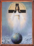 Lady of All Nations religious image