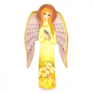 Guardian Angel Icon for a girl